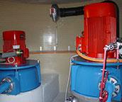 Trinkwasserkraftwerke
