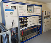 Elektrizitätsversorgung